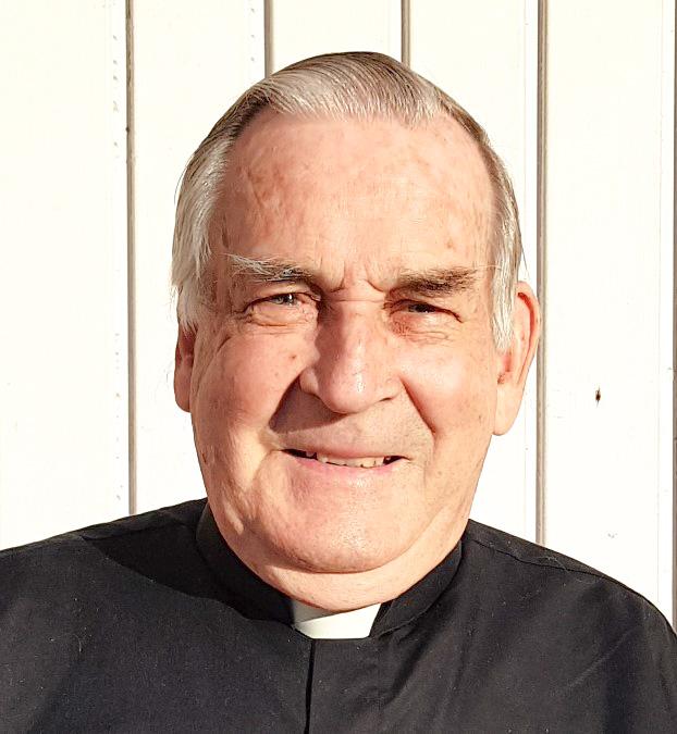 Fr Barry Malone sm
