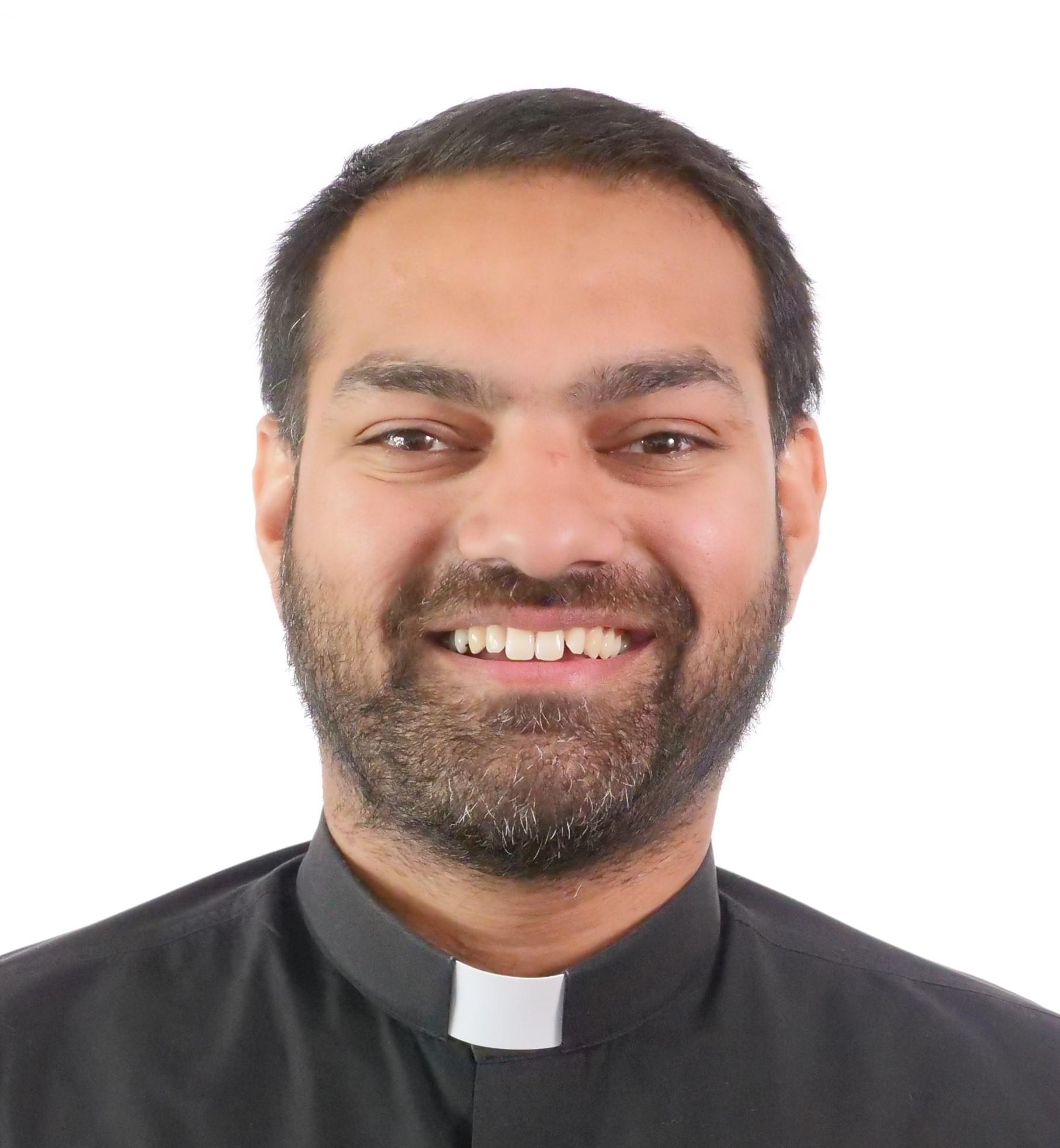 Fr Ben D'souza sm
